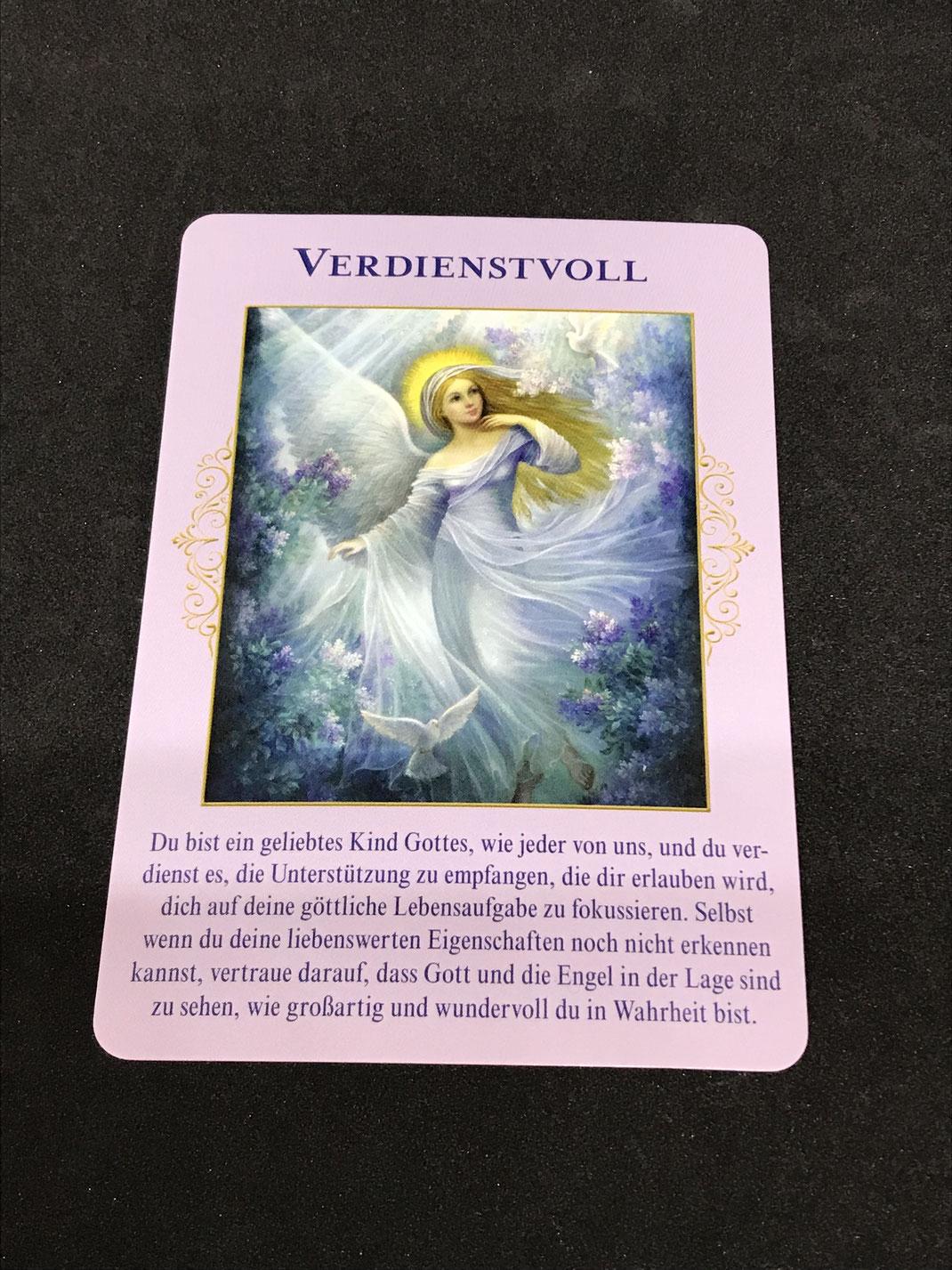 Das Orakel der Himmlischen Fülle von Doreen Virtue auf Phönixzauber