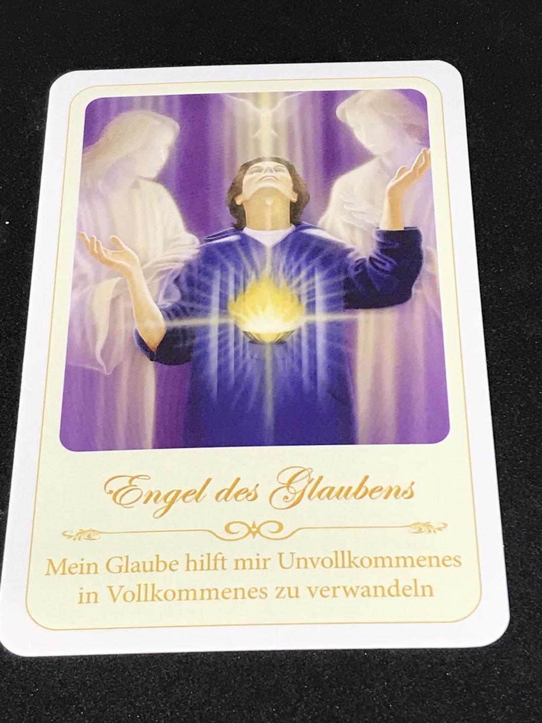 Engelkarten von Hans Georg und Sabine Maria Leiendecker auf Phönixzauber
