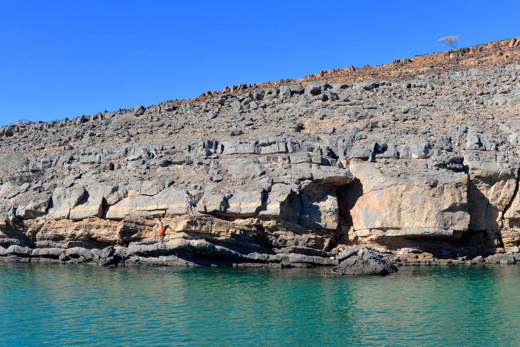 Fjords Omanais