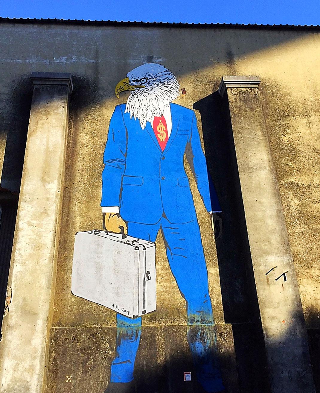 Street Art à LX Factory
