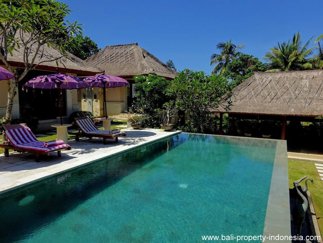 East Bali villa for sale with 3 bedrooms