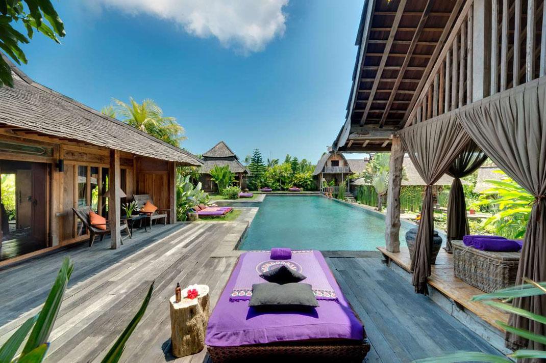 Canggu villa for sale
