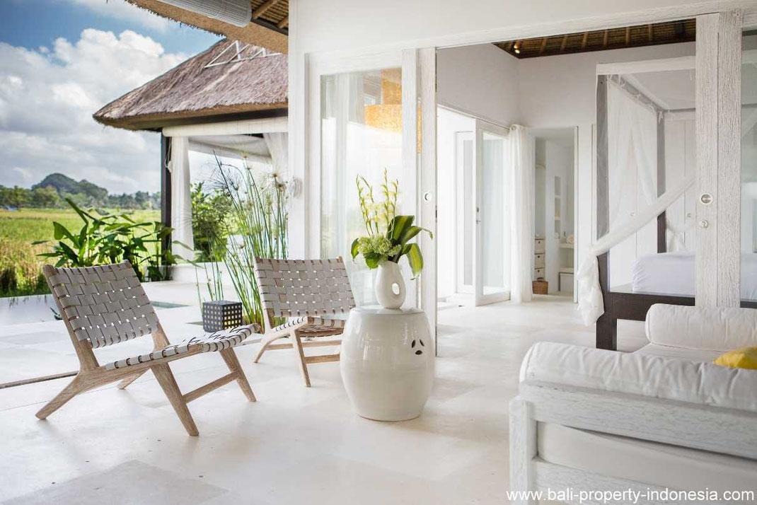 Lodtunduh 1 bedroom villa for sale including rental license and management