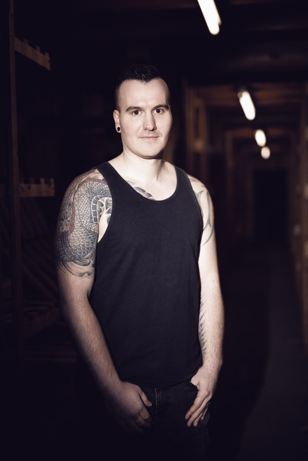 Marco Fehrenbach Lead Guitar MadEra Mad Era Band Gitarre Solo