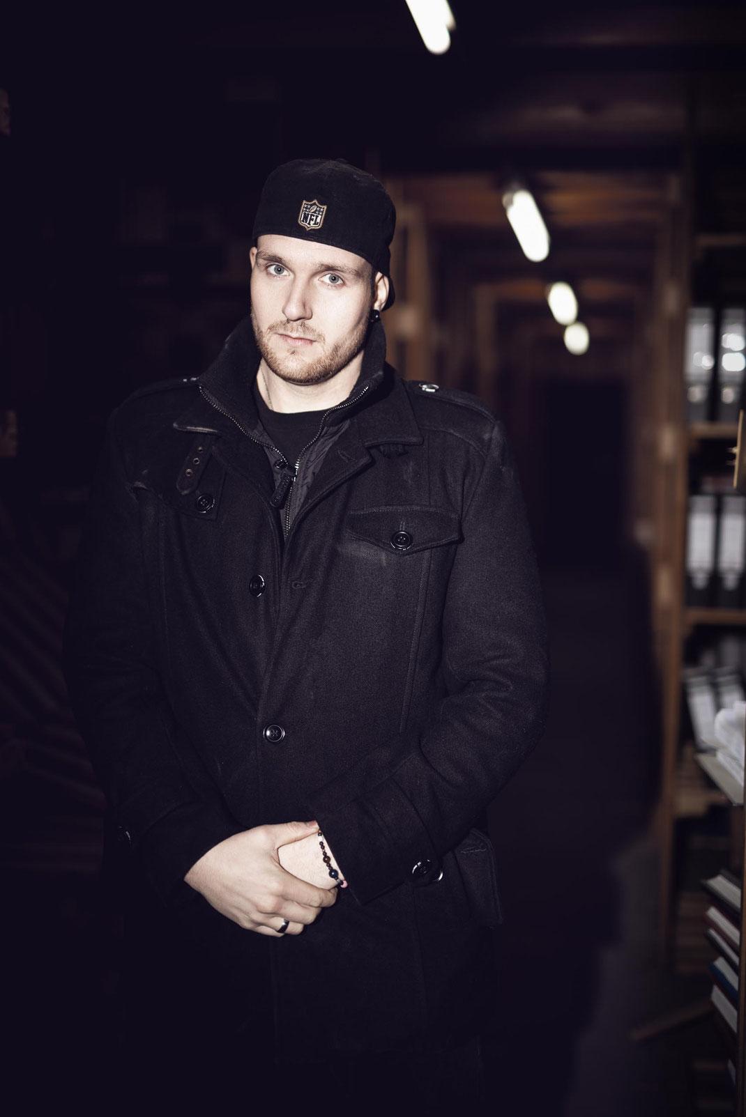Dominik Hundertpfund Vocals MadEra Mad Era Band Gesang