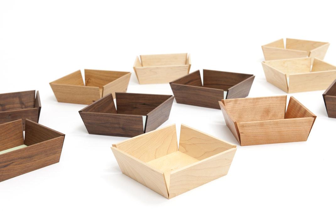 Brotkorb aus Holz Brotkörbe