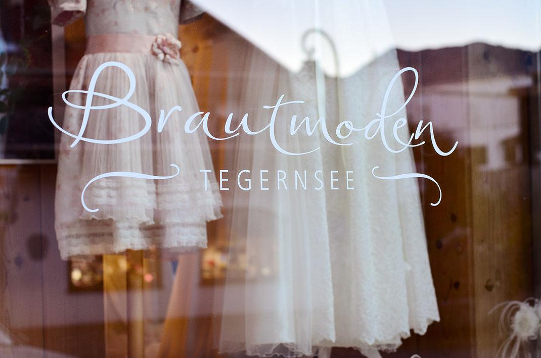 Brautatelier und Manufaktur von Brautmoden Tegernsee