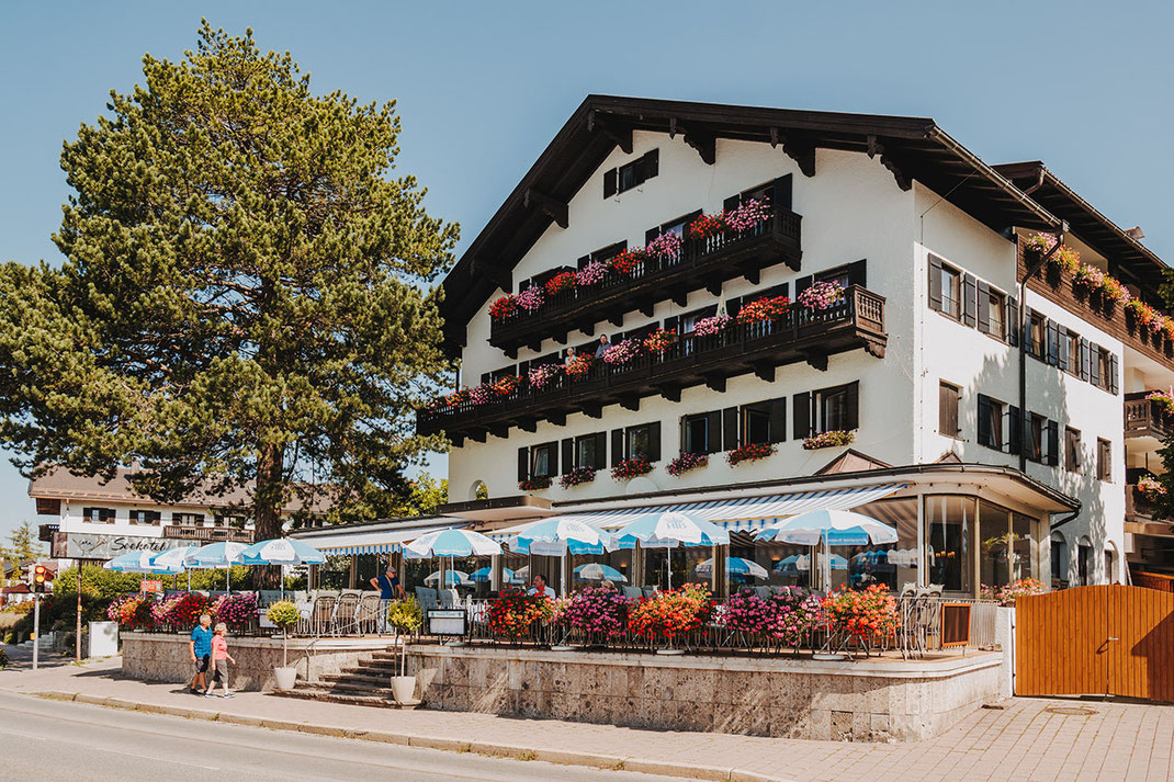 Hotel und Restaurant Seehotel zur Post in Tegernsee