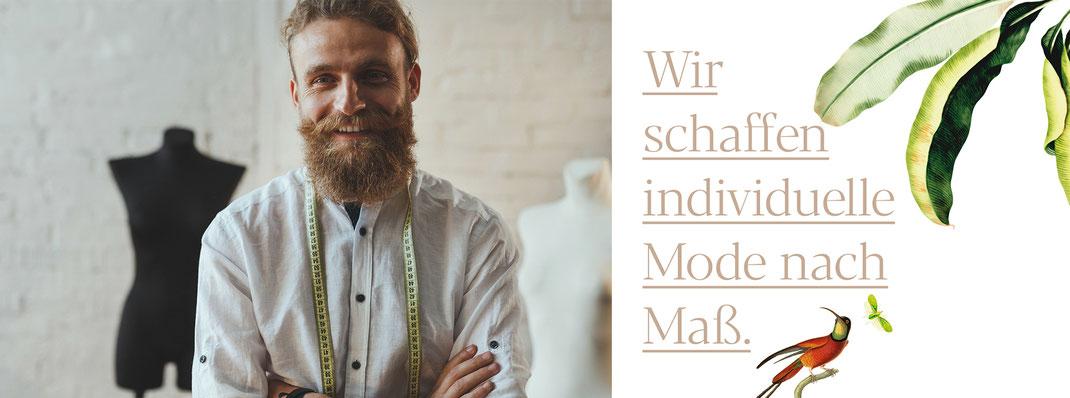 BIRKHOVEN Atelier Lohmüller - Wir schaffen individuelle Mode nach Maß.