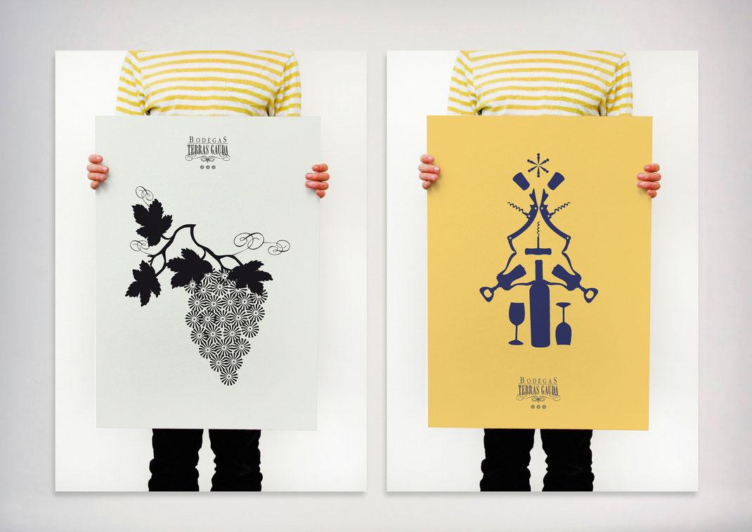 Bild: Portfolio Dorina Rundel - Grafikdesignerin: Wettberg Terras Gauda