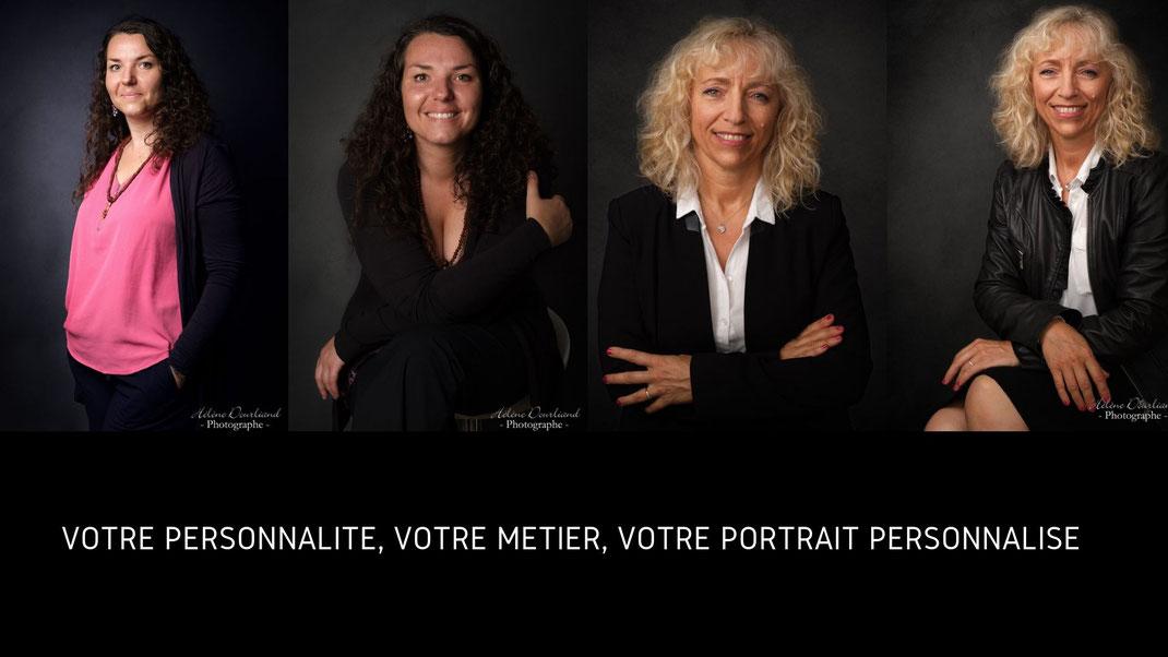 portrait business personnalisé