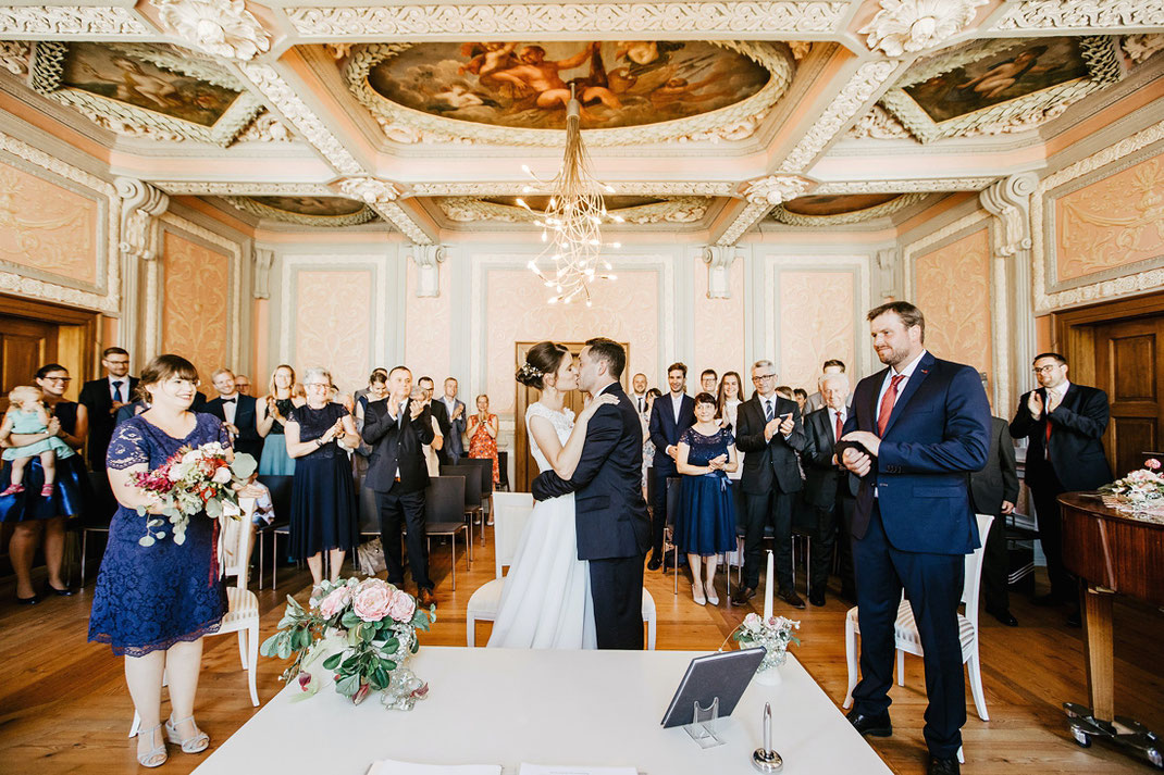 Standesamt Weißenfels Hochzeit Fotograf