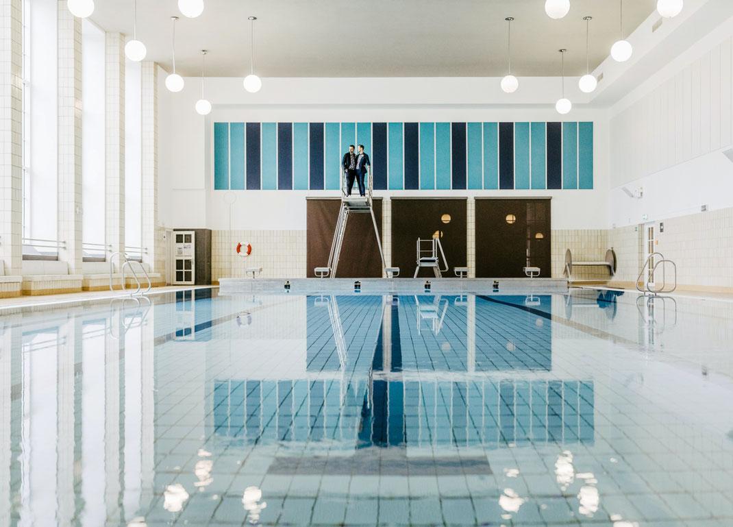 Schwimmhalle Stadtbad chemnitz
