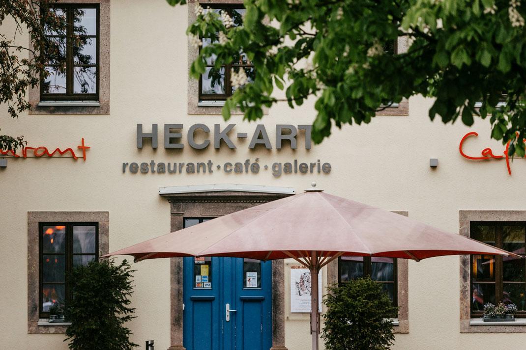 Heck Art Chemnitz, Restaurant Chemnitz, Cafe Chemnitz, Galerie Chemnitz