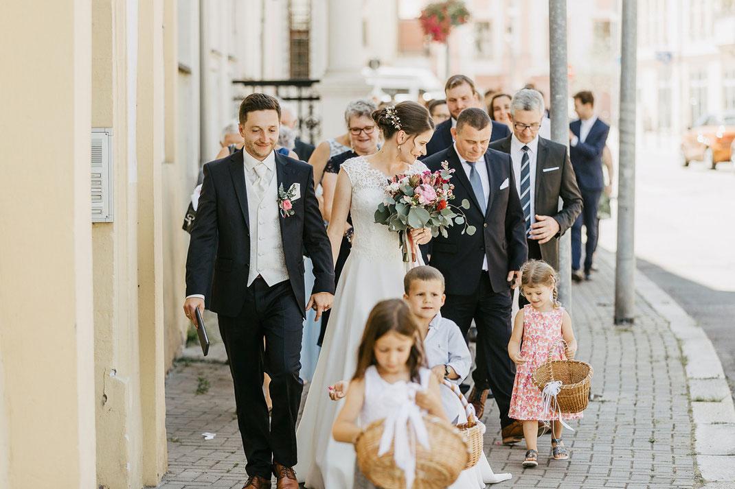 Hochzeit in Weißenfels