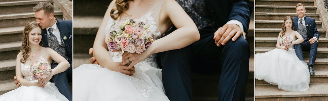 Schloss Wolkenburg Hochzeit Heiraten Hochzeitsfotos Bilder Fotos von Hochzeitsfotograf Ben Pfeifer Chemnitz 4