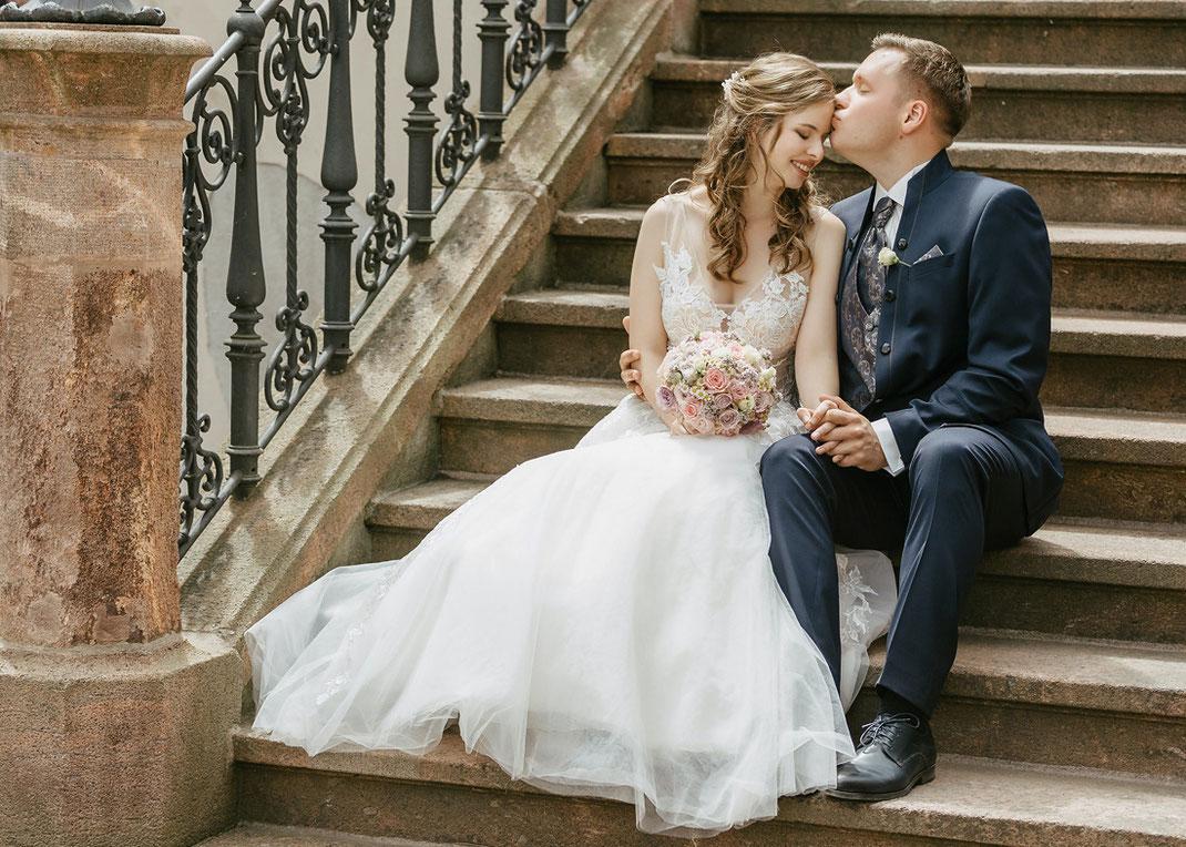 Schloss Wolkenburg Hochzeit Heiraten Hochzeitsfotos Bilder Fotos von Hochzeitsfotograf Ben Pfeifer Chemnitz 5