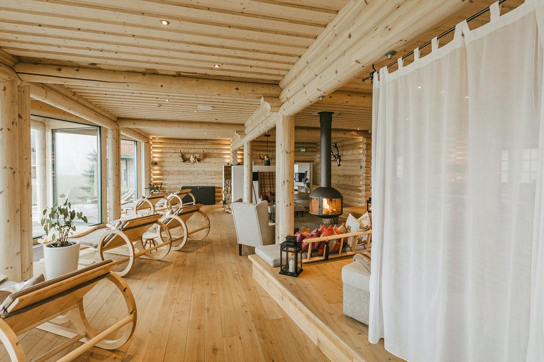 Die Relax Lodge  im Hotel und Restaurant Jens Weißflog Oberwiesenthal