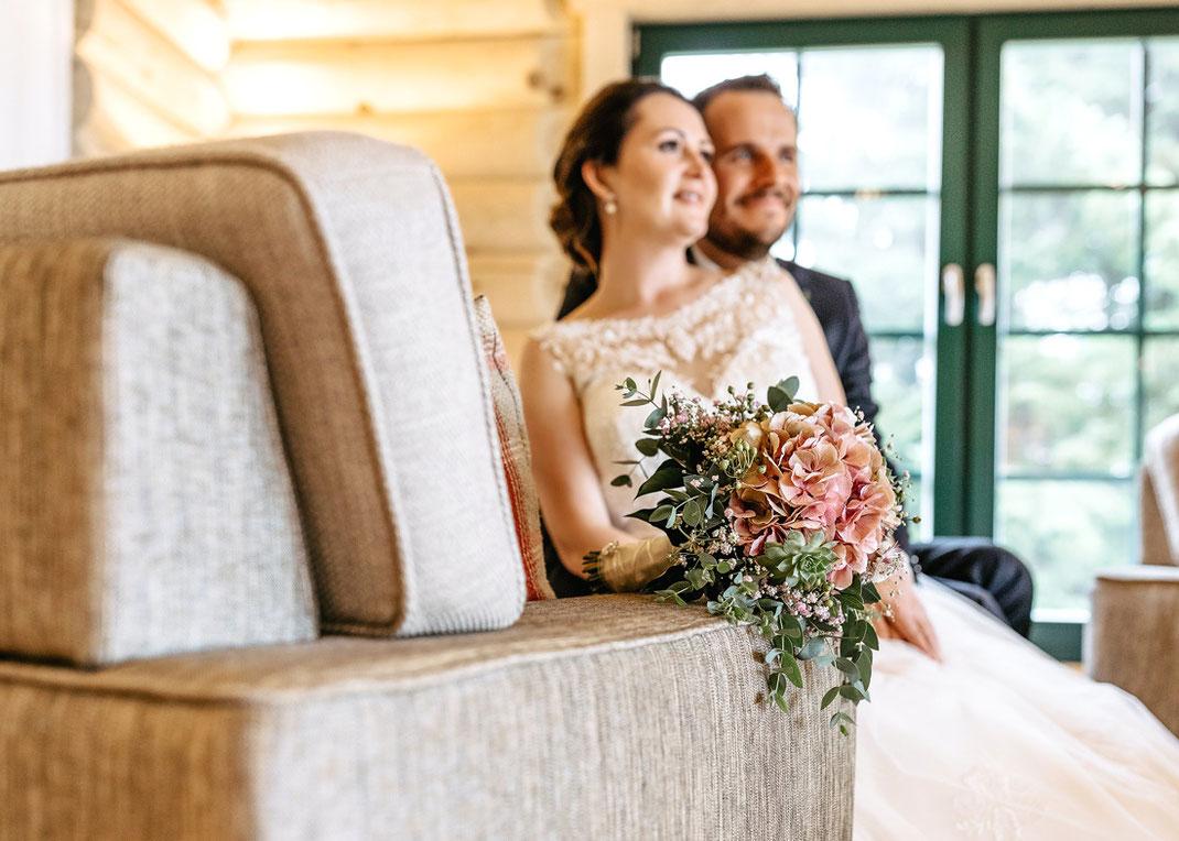 Relax Lodge Hochzeit Fotoshooting Hochzeitsfotos Oberwiesenthal