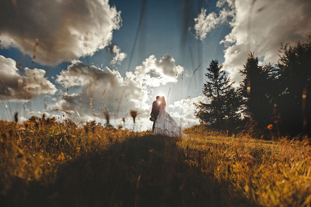 Hochzeitsfotograf Erzgebirge Hochzeit in Oberwiesenthal am Fichtelberg Fotograf