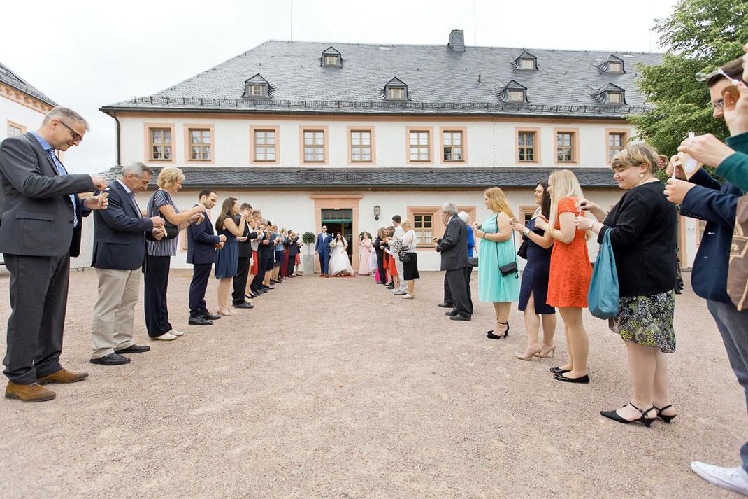 Heiraten auf der Augustusburg