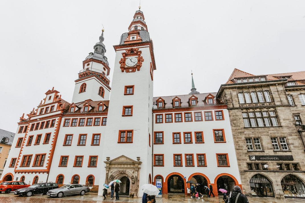 historisches Rathaus chemnitz hochzeit heiraten