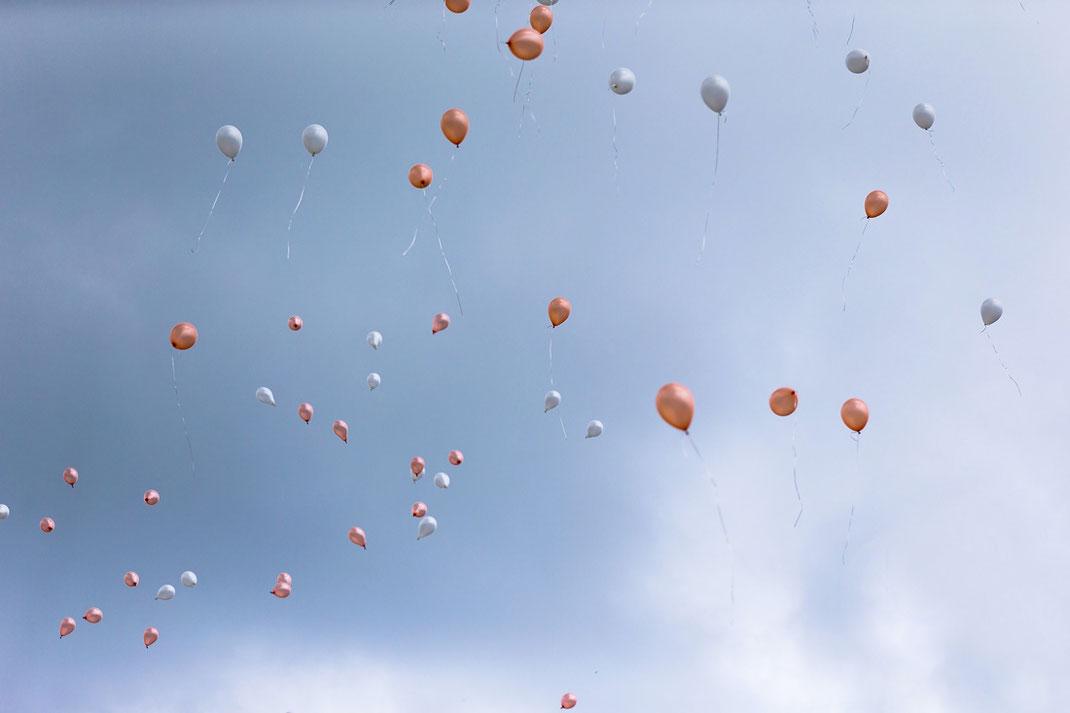 Hochzeit luftballons