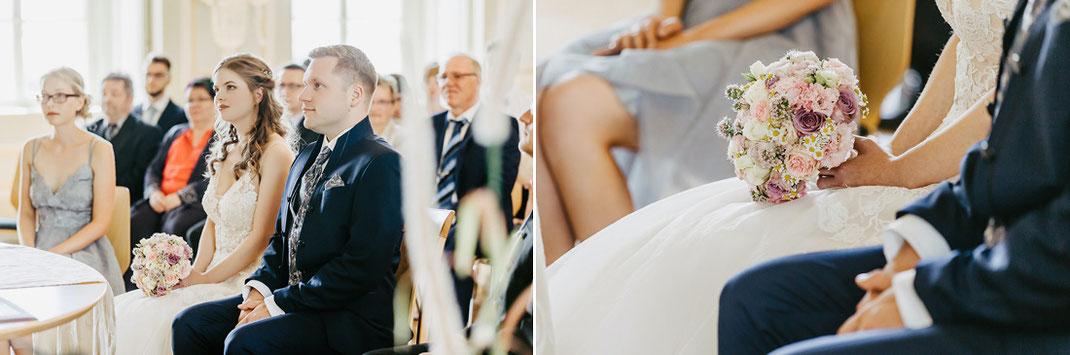 Hochzeit Schloss Wolkenburg von Hochzeitsfotograf Chemnitz Ben Pfeifer Standesamtliche Trauung 3