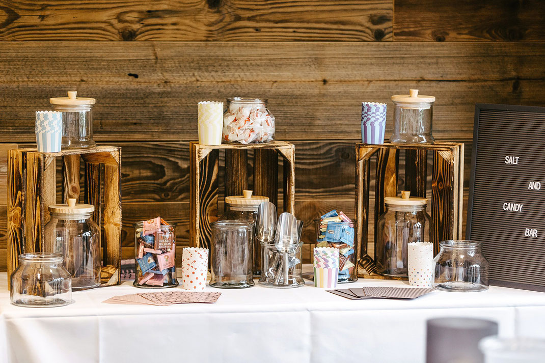 candy bar hochzeit, candy bar wedding