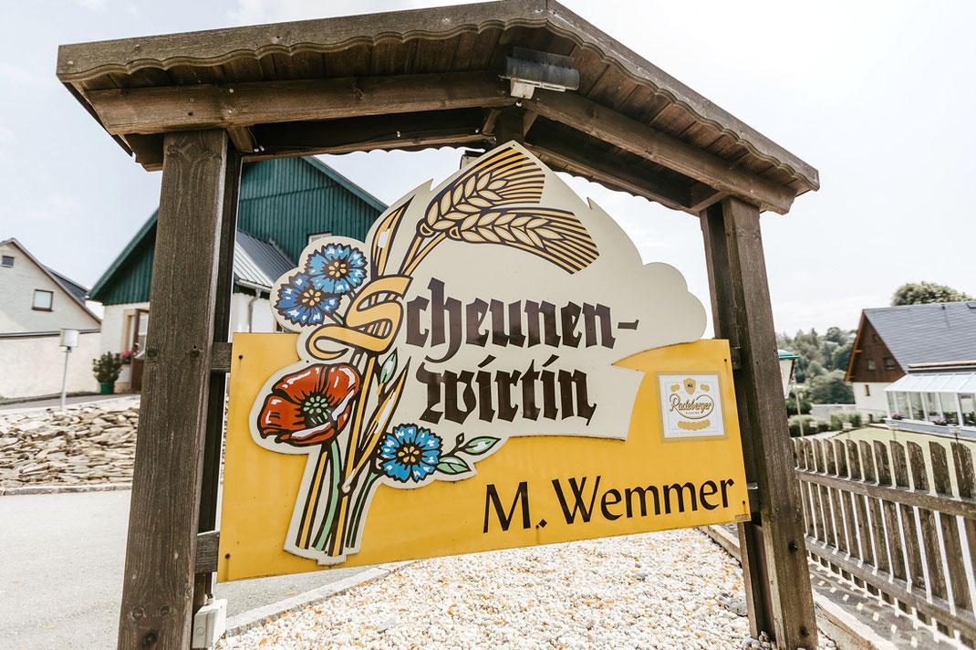 Scheunenwirtin M. Wemmer