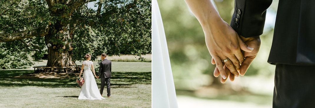 Lichtecht Hochzeitsfotografie