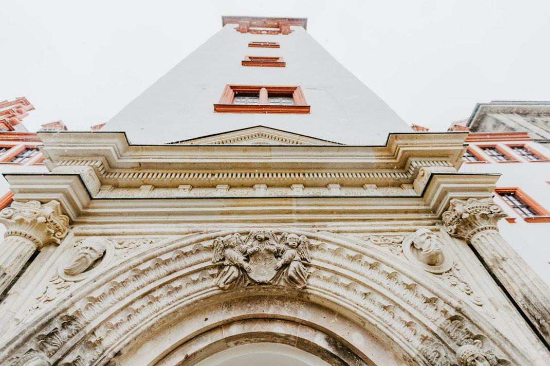 historisches Rathaus chemnitz