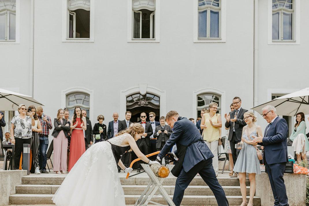 Schlosshotel chemnitz Rabenstein Hochzeit