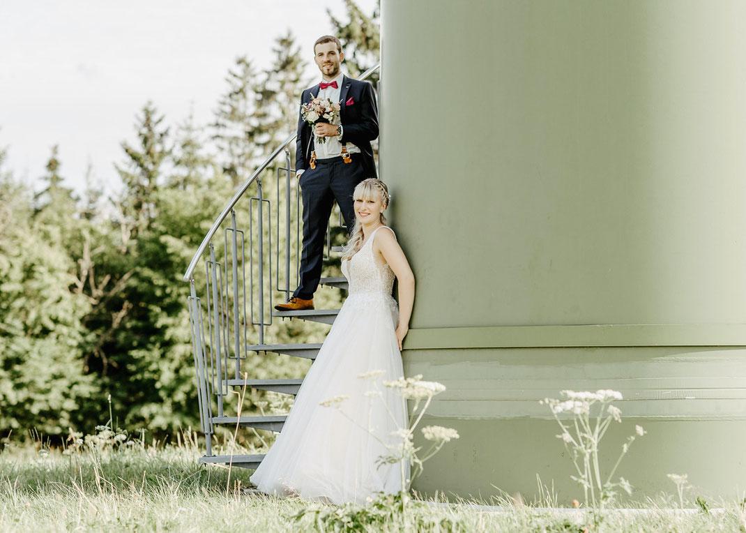 Scheunenwirtin Großrückerswalde Hochzeit
