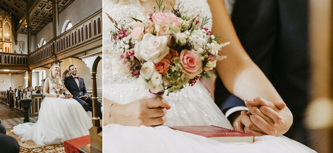 heiraten in der kirche pockau lengefeld fotograf