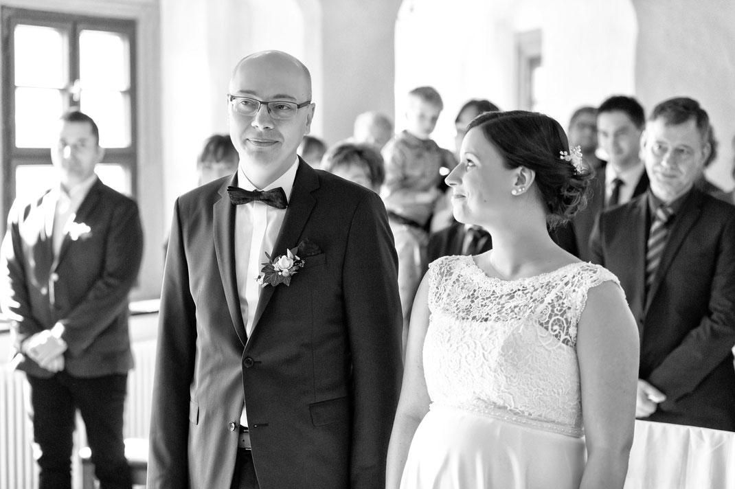 schwanger Hochzeit schloss Wildeck