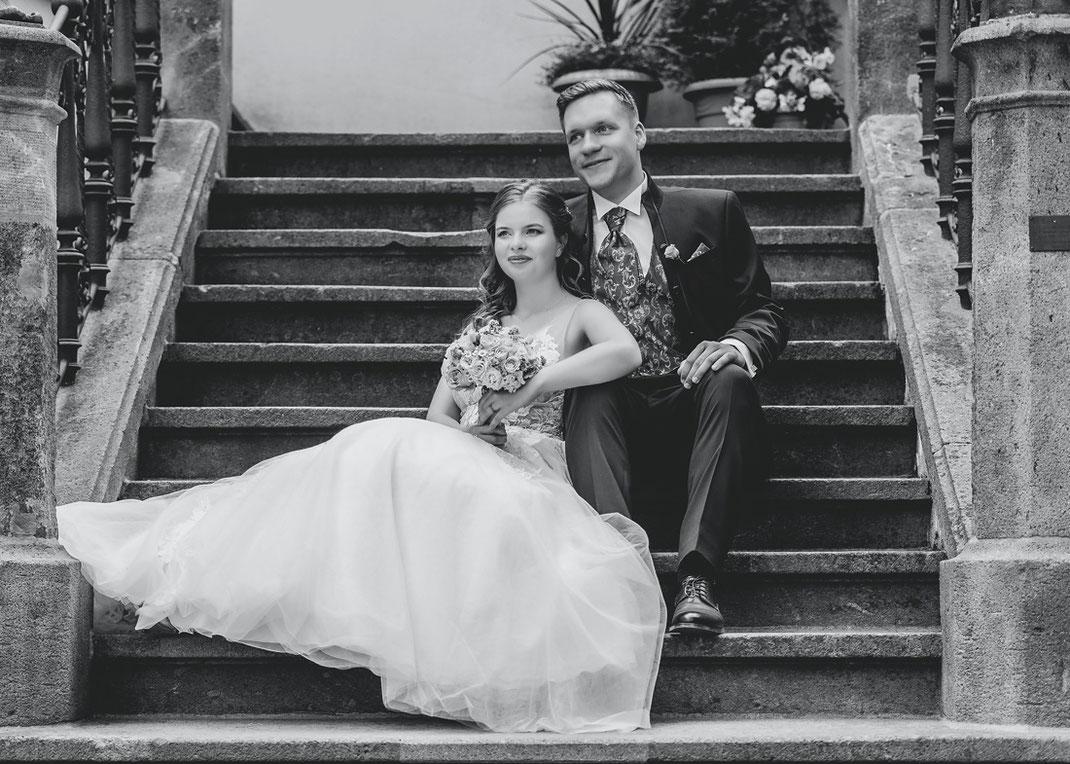 Heiraten Schloss Wolkenburg Sachsen, Hochzeitslocations Sachsen