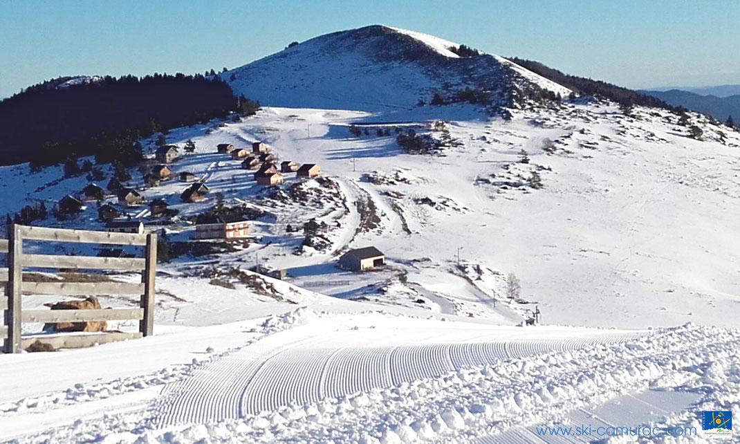 Saison 2016 Station de ski de Camurac