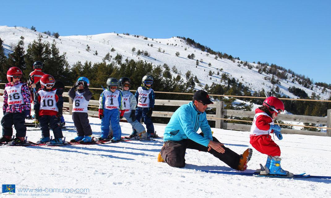 A perfect day à Camurac - Ecole de ski