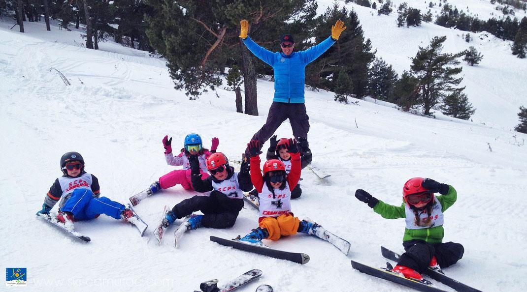 Station de ski de Camurac - Ecole de ski