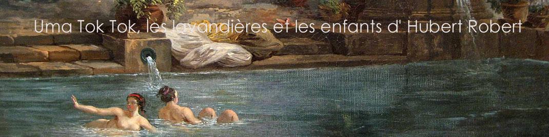 uma-tok-tok-les-lavandieres-et-les-enfants-de-hubertrobert-galeriemarraine.blogspot