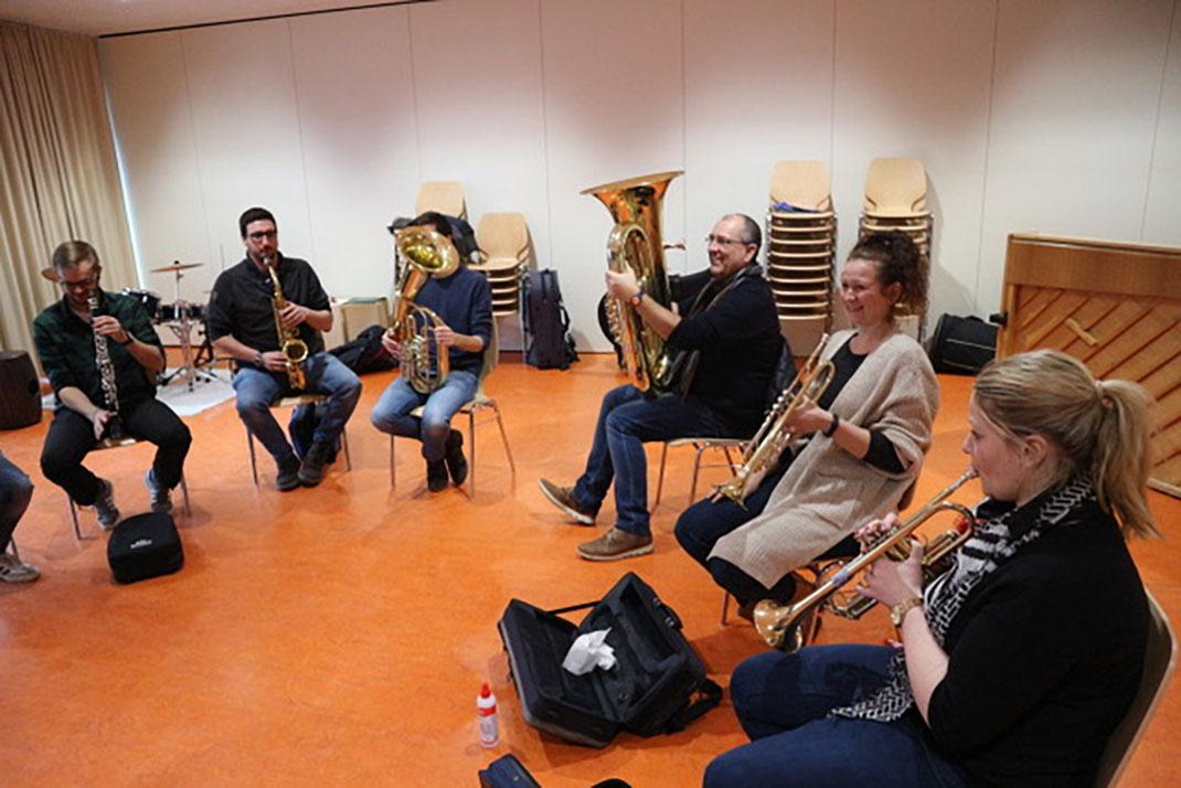 SAF Kirchheim - Musiklehrgang auf der Kapfenburg