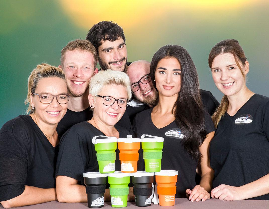 SAF Kirchheim - Einführung eines Mehrwege Kaffeebecher am Seminar