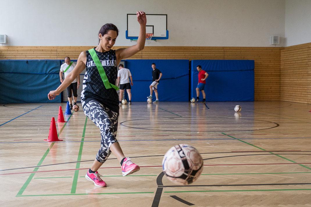 Die Ausbildung im Fach Sport am SAF Kirchheim