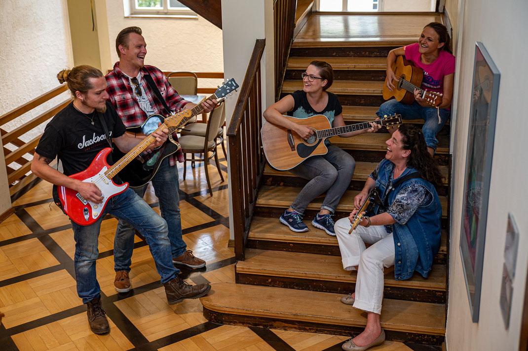 Die Ausbildung im Fach Musik (M) am SAF Kirchheim