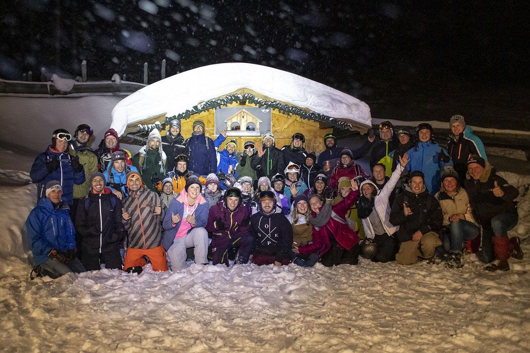 SAF Kirchheim - Lehrgang Wintersport in Ehrwald