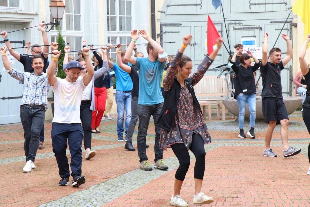 SAF Kirchheim - We are family - Familientag am Seminar