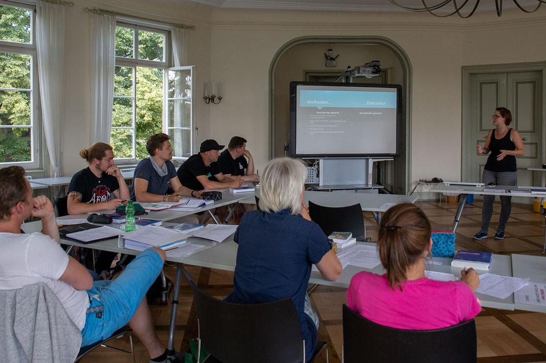 Ausbildung in Pädagogik - Pädagogische Psychologie am SAF Kirchheim