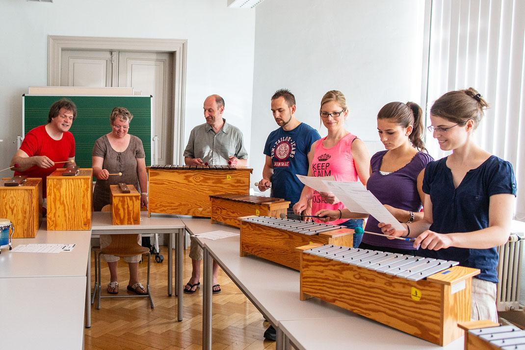 Ausbildung am Seminar - z.B. Musikunterricht