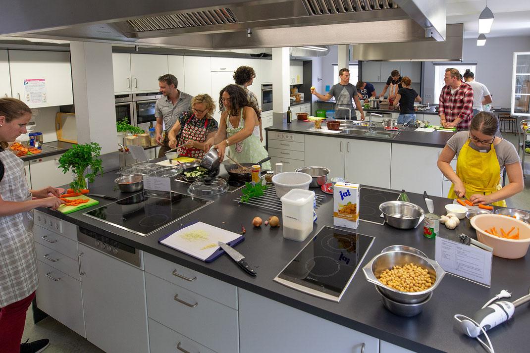 Fächer und Ausbildungsbereiche am Seminar in Kirchheim